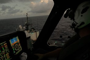 Draken AW139 Crews Conduct Evacuation From Curacao